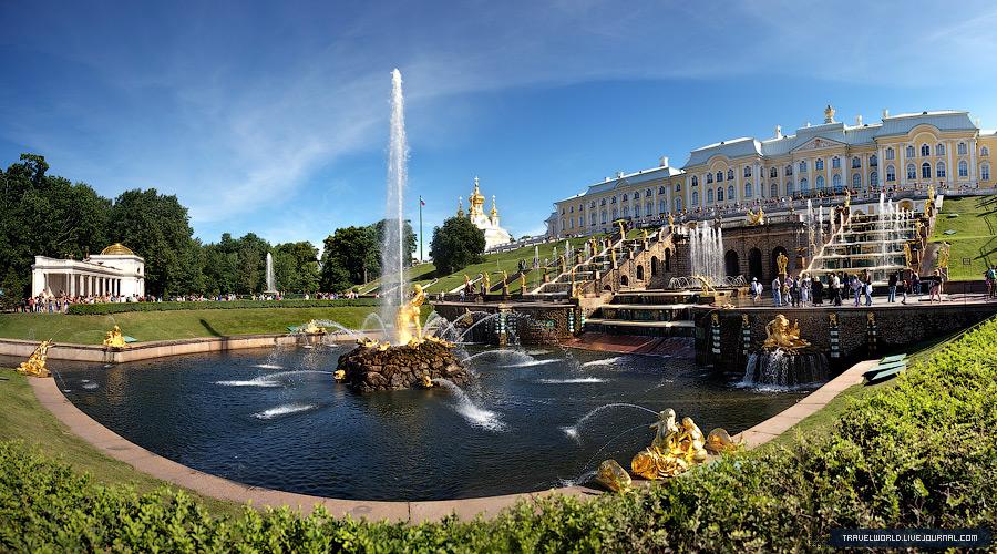 санкт-петербург фото петродворец